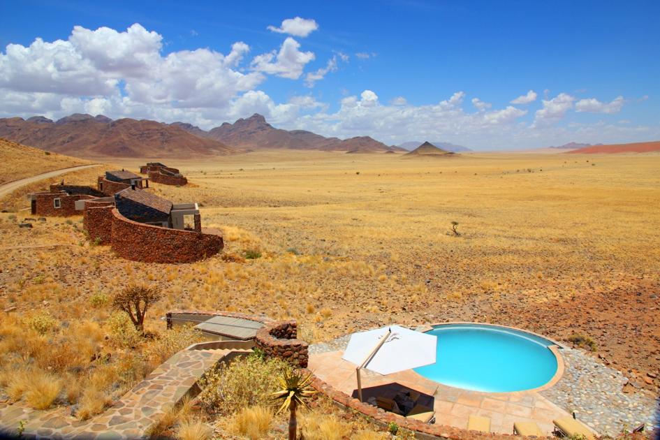 Naturlige Namibia
