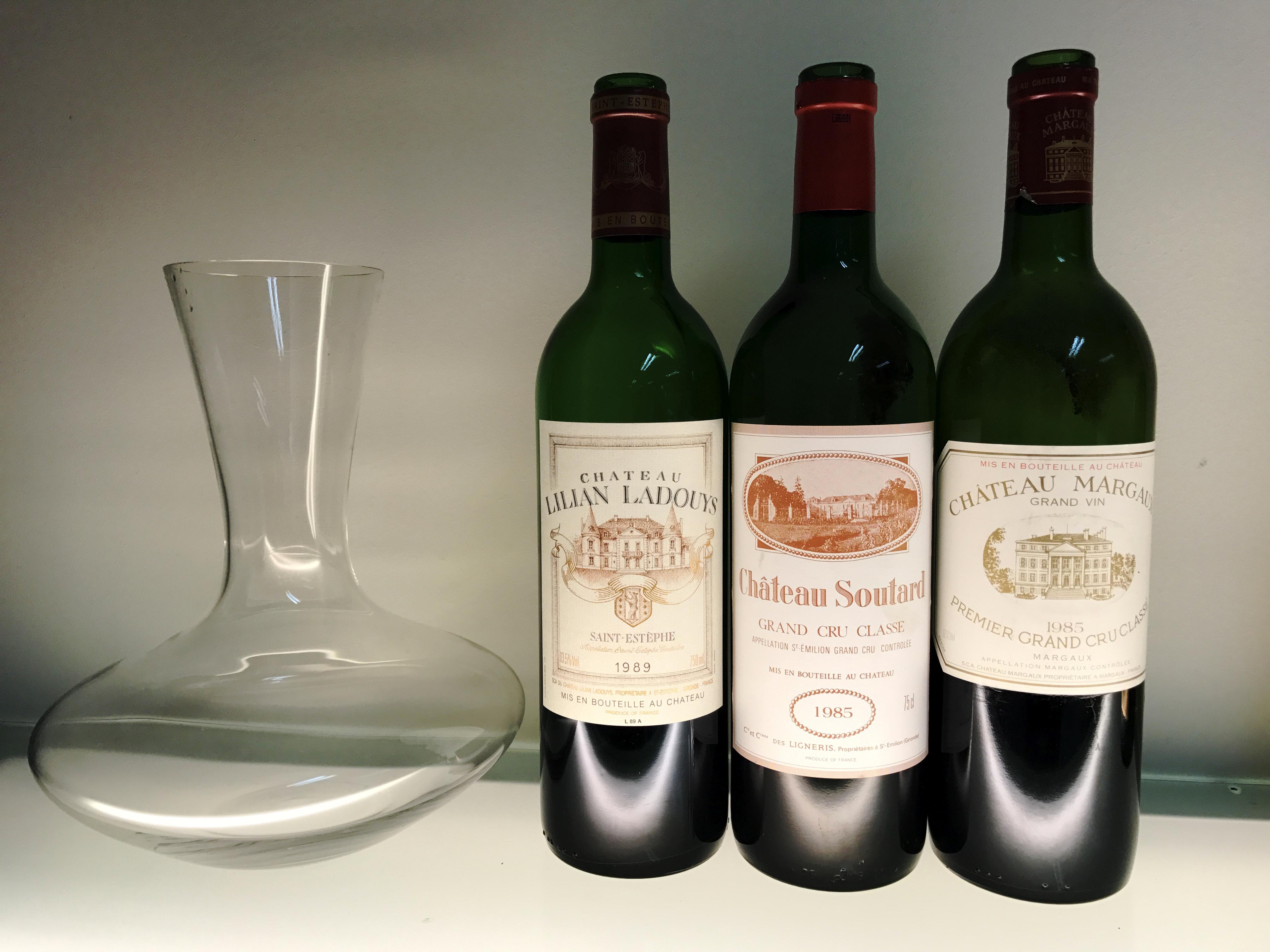 Superslipp på Polet: Nå kan du få moden Bordeaux