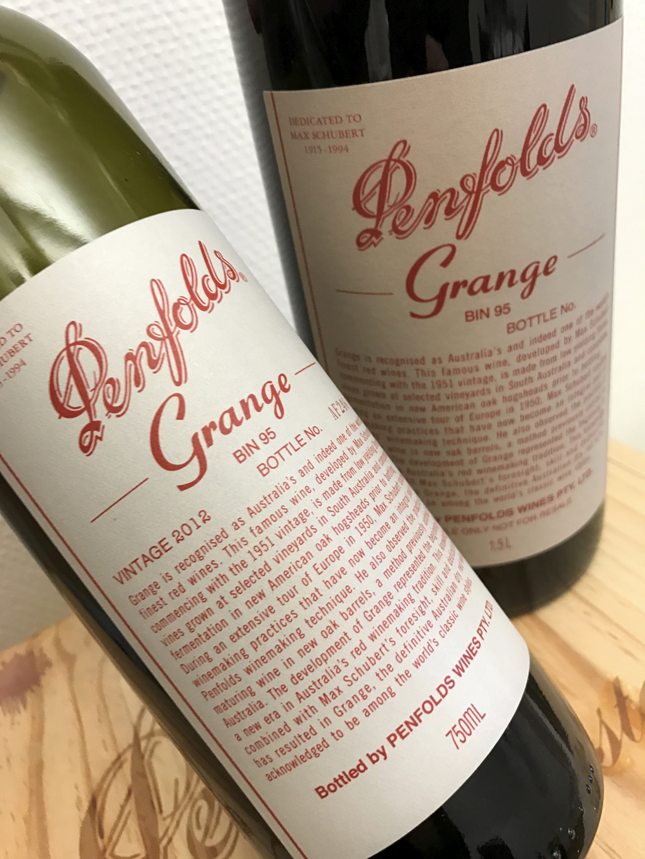 Slik smaker Australias mest berømte vin