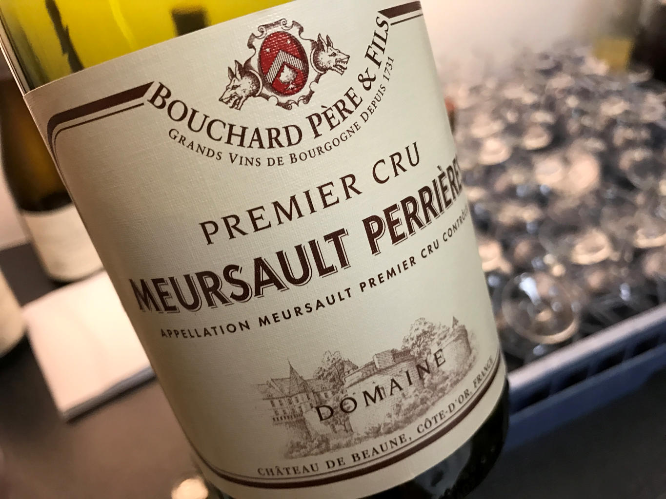 Boucchard perrieres
