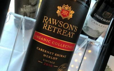 Hvorfor ikke prøve denne til ribben? Rawson's Retreat fra Australia.