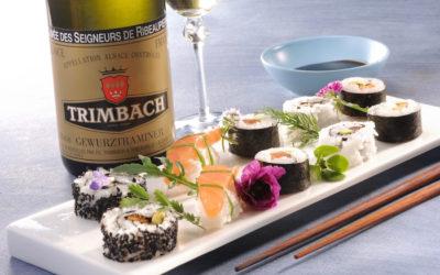 Trimbach Gewurztraminer: Ideell til røkelaks, curry og makisushi