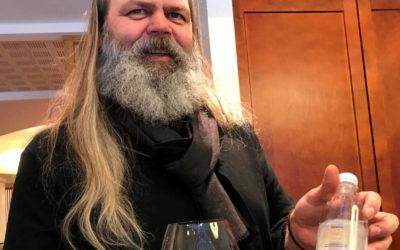 Ginmester Bareksten med ny supertonic