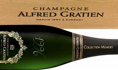 Jeg ga denne champagnen 96 poeng