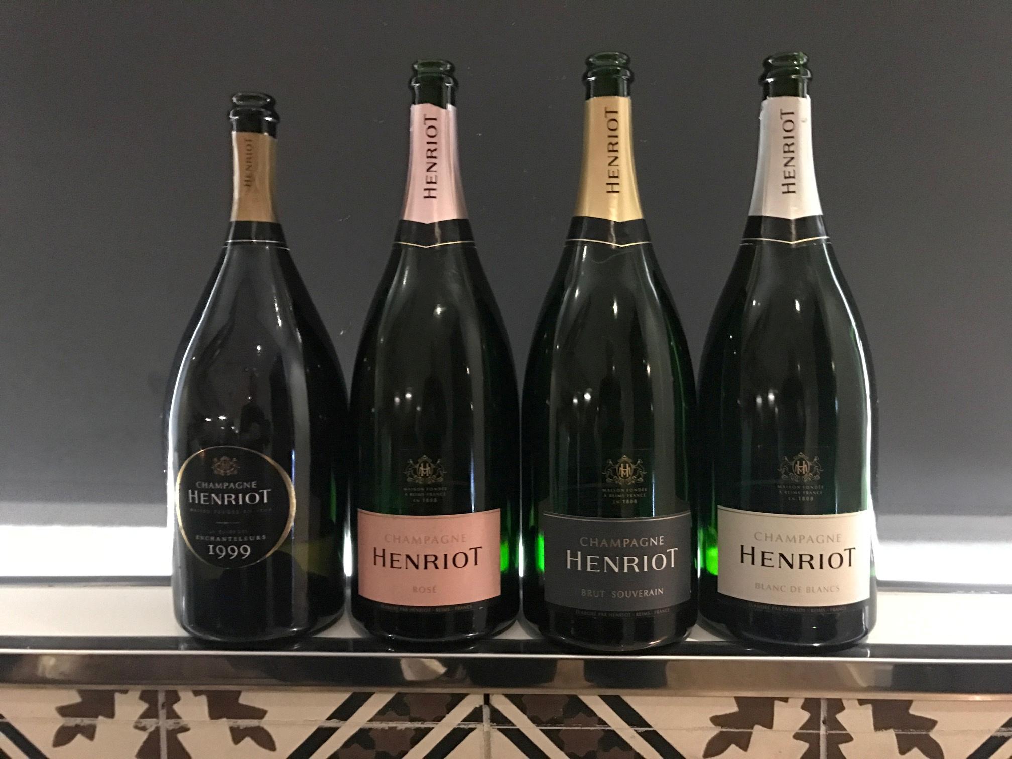 De gode og ukjente Champagnene