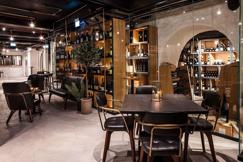 Heftig vinkjeller på nye Grand Café
