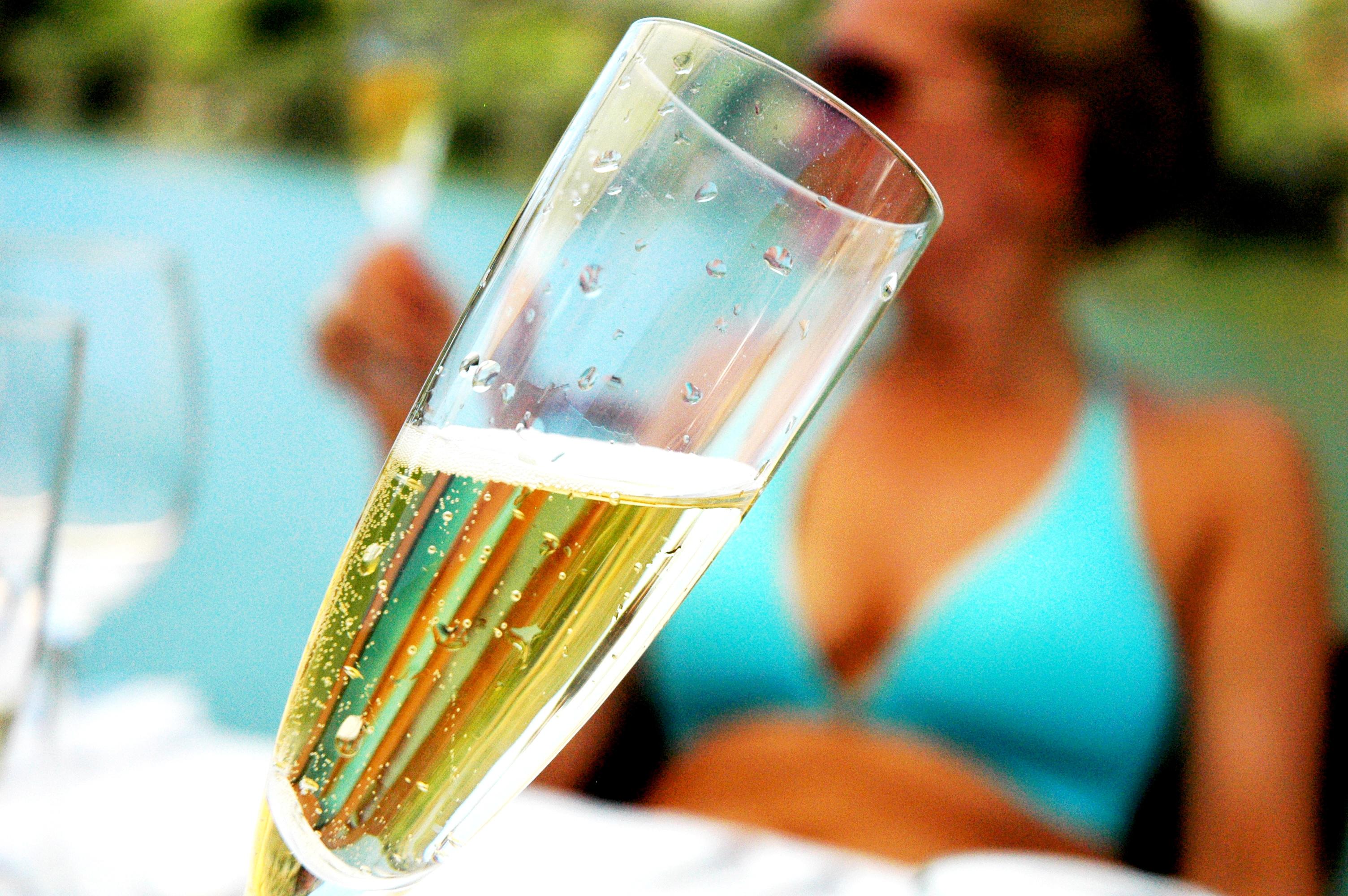 Din sjanse til å få moden Champagne