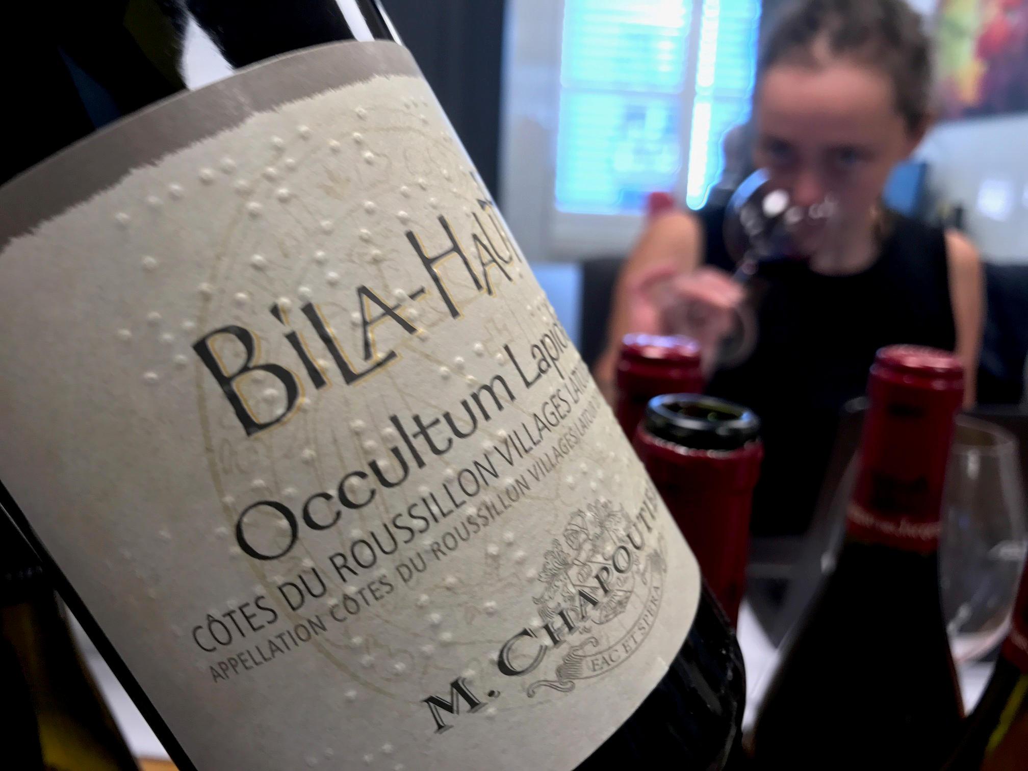 Flott viltvin fra Languedoc