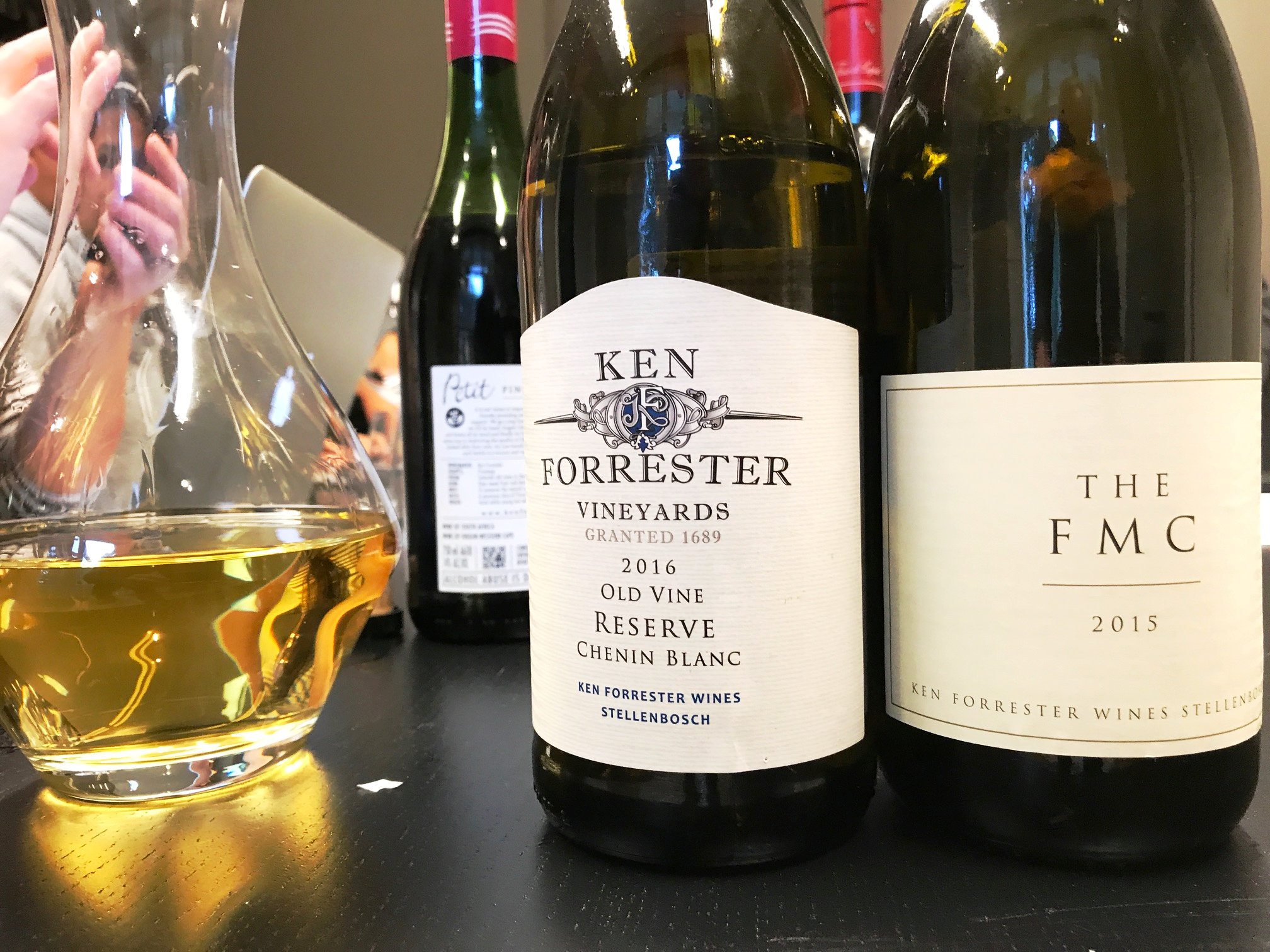Ken Forrester: Chenin-kongen fra Sør-Afrika