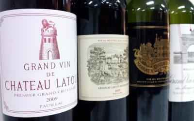 Dette spiser du til din gode Bordeaux-vin