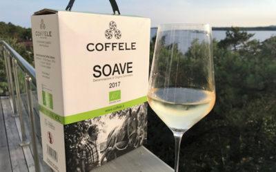 Coffele Soave er en flott Bag-in-box til sommerhyggen