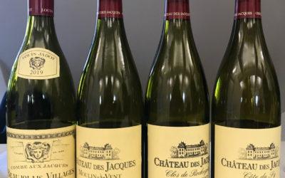 Fy fillern så gode Beaujolais'ene er blitt!